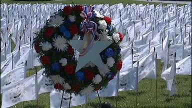 Veterans Flags